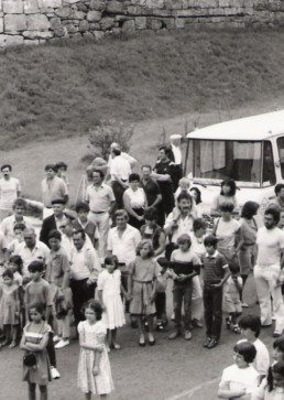 MiT Artello Teatro Ribadavia 1984