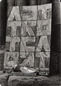 MiT Ribadavia Cartaz 1984